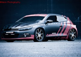 Volkswagen Scirocco Showcar Yokohama Advan Neova