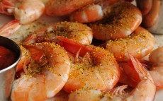 Peel & Eat Shrimp at Coastal Kitchen