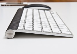 Carbon Fiber Wireless Keyboard