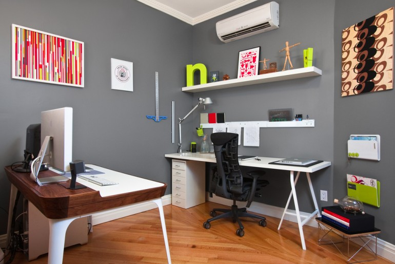 Great working space