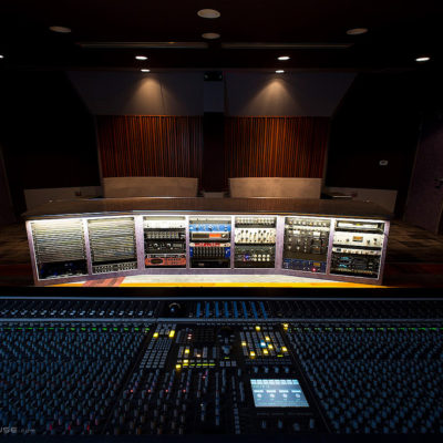 Audio Mix House Studio A