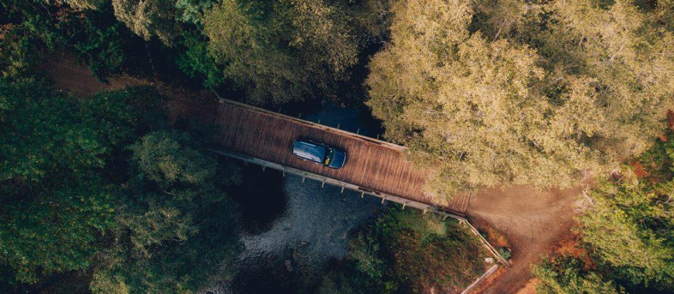 Alone Bridge of the Richard Nolan