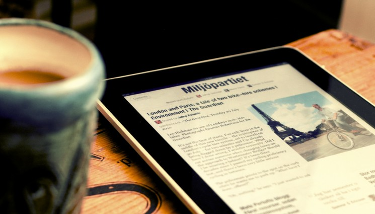 Flipboard is an application that aggregates news from social media channels