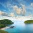 Tropical Sea Scenery