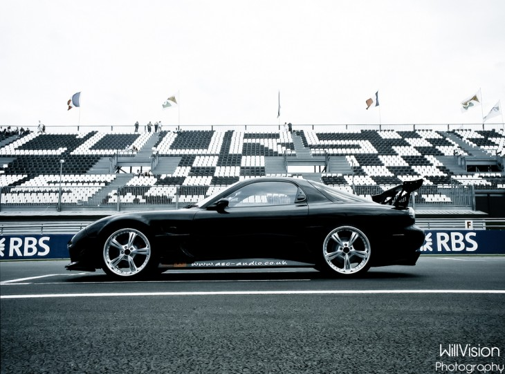 Nevers Magny Cours racetrack