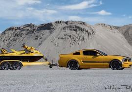 Ford Mustang 20Jet Cesam Parotech