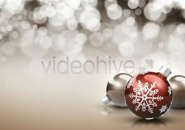 Christmas Holiday Motion Graphics