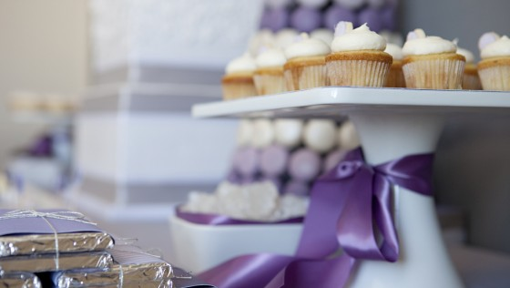Chic Dessert Table by Shauna Younge Dessert Tables
