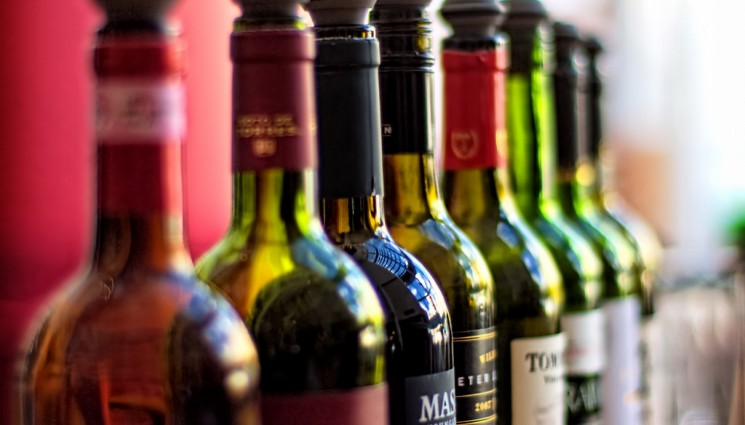 From red wines, to white wines