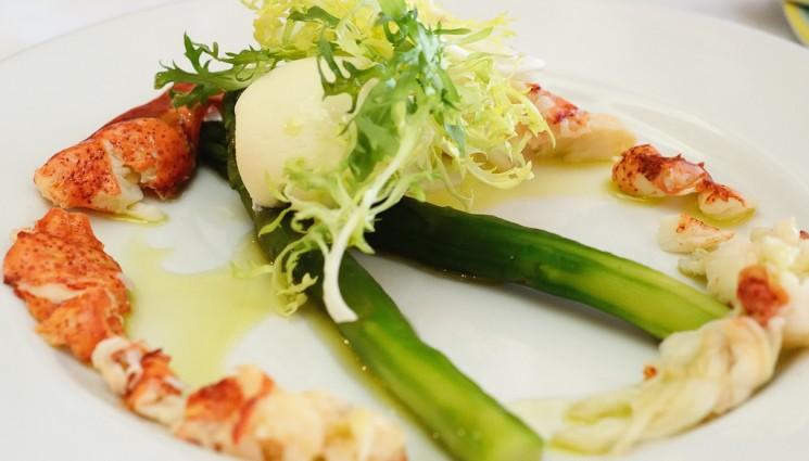 Lobster and Burrata